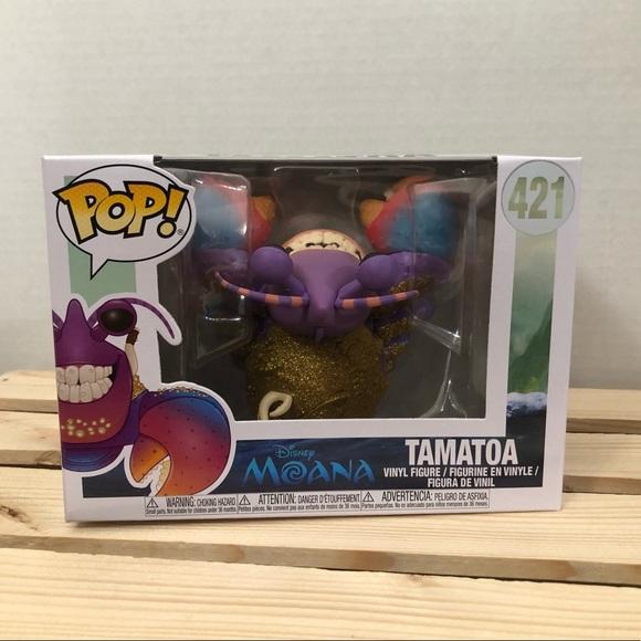 Funko Pop! Disney Moana Tamatoa